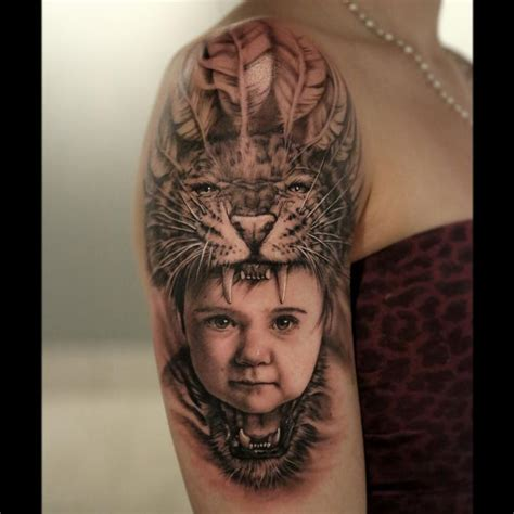 headdress tattoo headdress by stefano alcantara tattoonow
