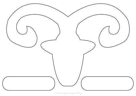 new year sheep mask template search results for template for sheep calendar