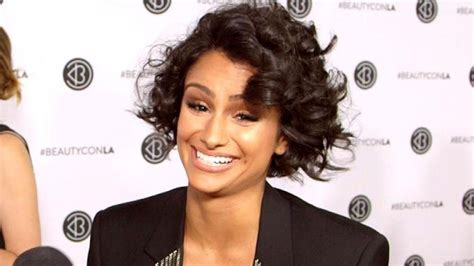 nazanin mandi workout exclusive nazanin mandi on wedding to miguel talks new