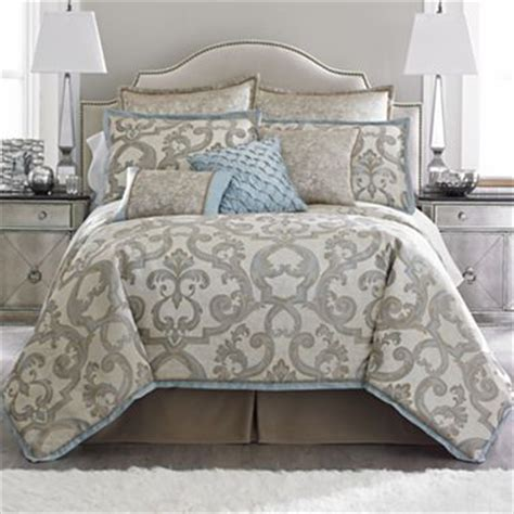 Jcpenney Bedroom Comforter Sets by Master Bedrooms Blue And And Comforter On