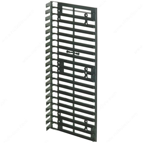 vertical dvd divider tray richelieu hardware