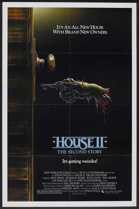 house 2 movie house 2 the second story movie posters from movie poster shop