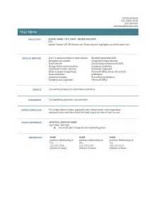 resume format for google docs google resume format