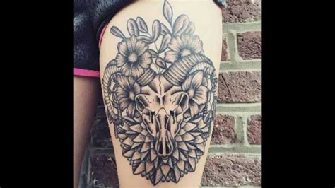 30 cool capricorn tattoo designs and ideas main meaning