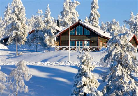 imagenes de navidad con nieve navidad en la nieve