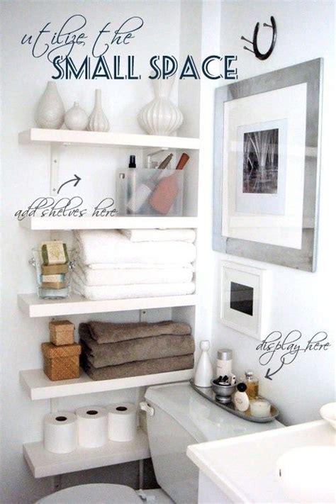 Bathroom Storage Ideas by 1000 Ideas About Small Bathroom Storage On