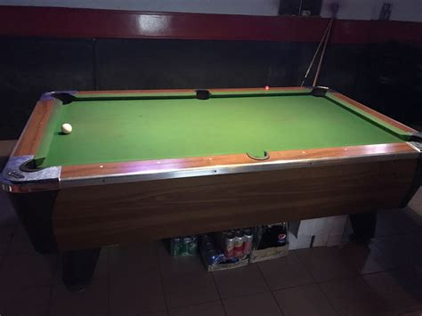 pool tables used refurbished used pool tables for sale in singapore