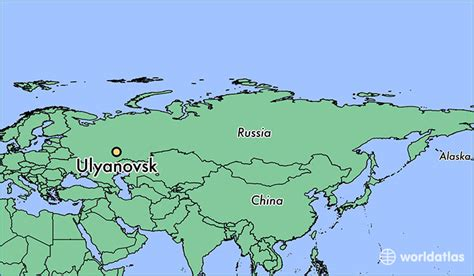 maps russia ulyanovsk where is ulyanovsk russia where is ulyanovsk russia