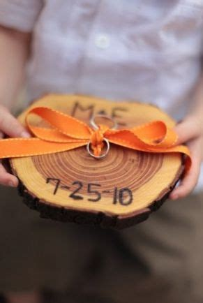 ring bearer idea wedding ideas