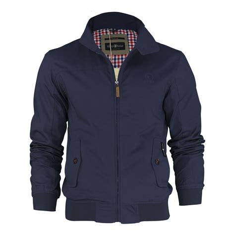mens harrington jacket crosshatch harrinz vintage retro