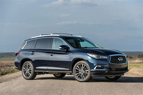 Infiniti X60 2016 Infiniti Qx60 Review And Rating Motor Trend