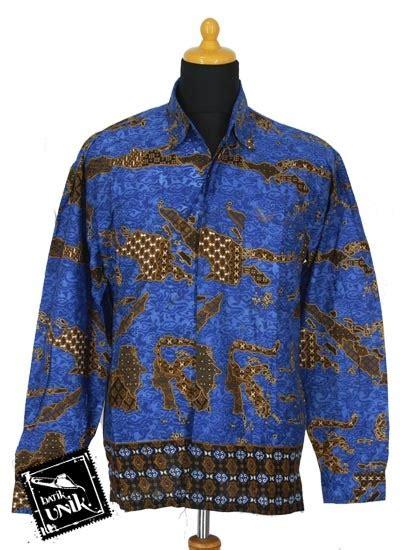 Kaos Motif Pulau baju batik kemeja panjang katun motif pulau indonesia