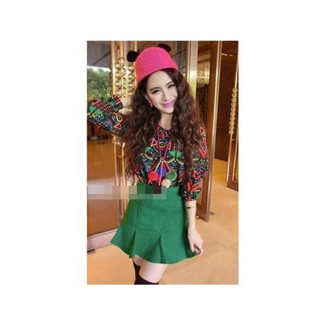 6353 Rok Wanita Rok Import Skirt Import Rok Mini Mini Skirt Wht rok wanita import t923 moro fashion