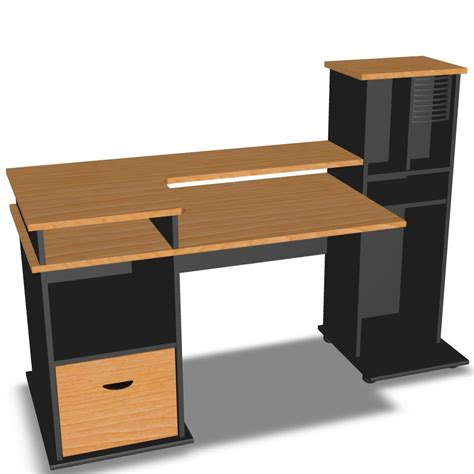 computer desk furniture home office desks for pc and computer tables