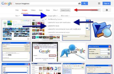 como buscar imagenes sin copyright en google como encontrar im 225 genes de libre distribuci 243 n en google