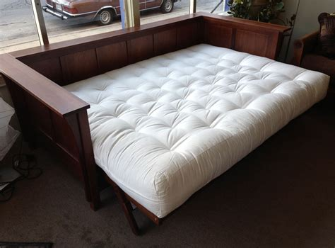 mattress for a futon futon mattresses brady street futons
