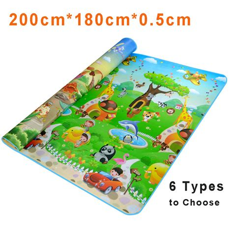 Child Play Mats Large aliexpress buy child large play mats crawling mat
