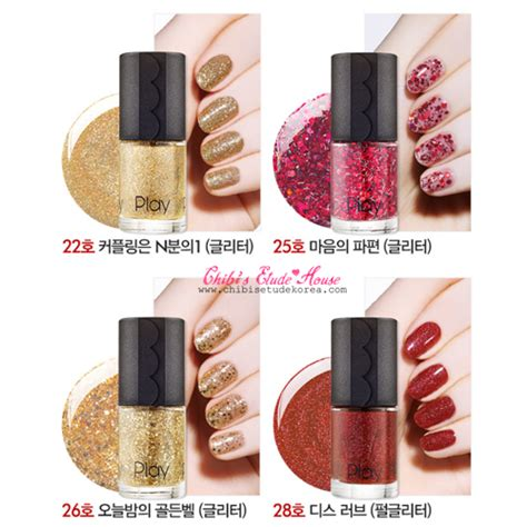 Harga Etude House Nail chibi s etude house korea new product etude house play