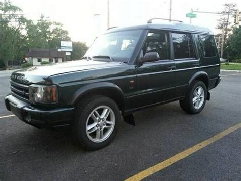 repair anti lock braking 2003 land rover range rover transmission control buy used 2003 land rover discovery se7 162k miles new tires and brakes in arlington heights
