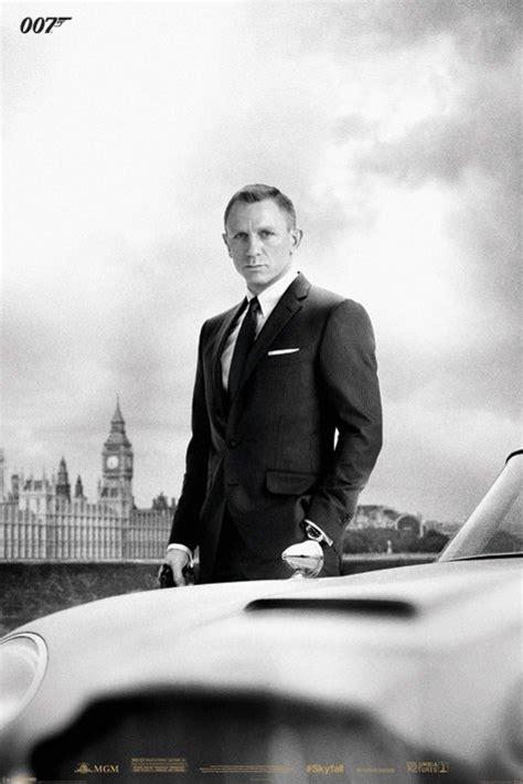 Bond Skyfall 5 bond 007 skyfall bond db5 poster sold at
