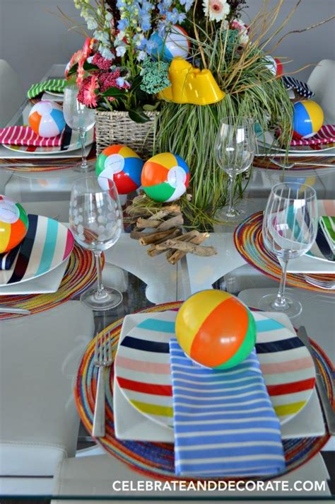 summer table decorations best 25 summer table decorations ideas on