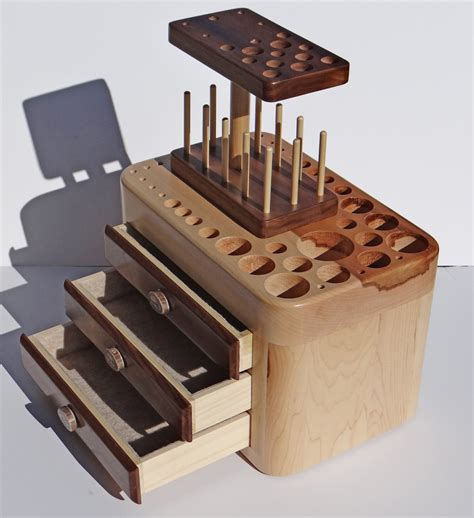 fly tying tool caddy fly tying bench fly tying desk