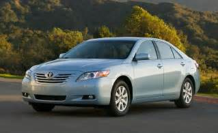 2009 Toyota Camry Xle Car And Driver