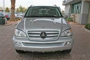 2005 Mercedes Ml350 Special Edition F S 2005 Ml350 Special Edition Low Mbworld Org