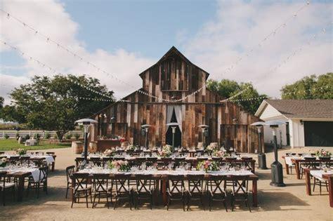ranch farm barn wedding venues in southern california meer dan 1000 idee 235 n barn wedding venue op