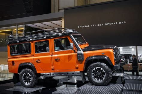 land rover defender 2015 special edition land rover defender adventure edition 2015 galerie