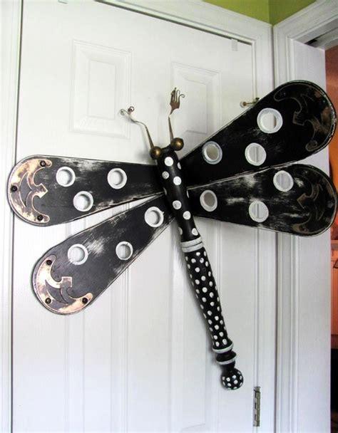 30 Artistic Ceiling Fan Blade Ideas
