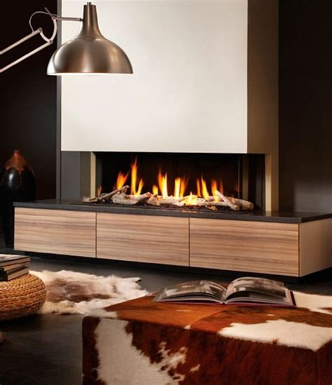 Fireplace Trends by Fireplaces Trends Dru Gas Fireplace Powervent In A