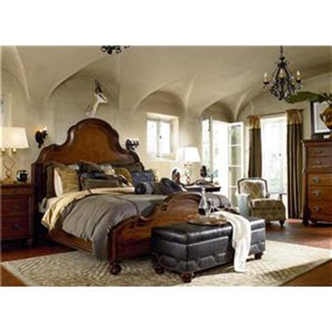hemingway bedroom furniture thomasville 174 ernest hemingway aberdare sleigh bed