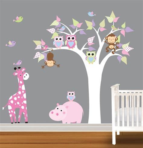Attrayant Preparer La Chambre De Bebe #3: Decoration-chambre-bebe-fille-hibou-9.jpg