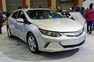 chevrolet volt second generation