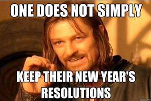 What Year Is This Meme - new year s resolutions 2017 all the memes you need to see