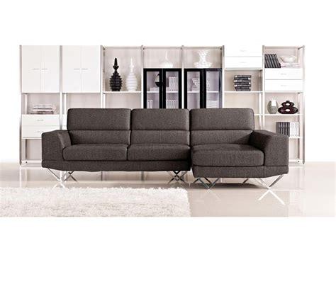Modern Fabric Sofa Set Dreamfurniture Divani Casa Wendon Modern Fabric Sofa Set