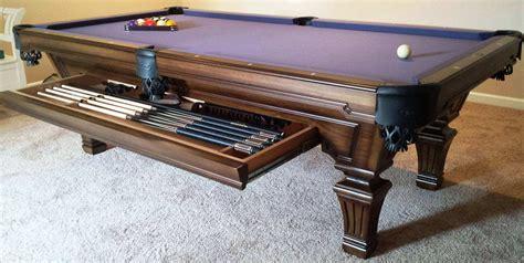 olhausen pool table new hton pool table olhausen montgomeryville pa