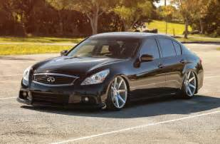 Custom Infiniti G37 Infiniti G37 Custom Black Sedan Wallpaper Windergate