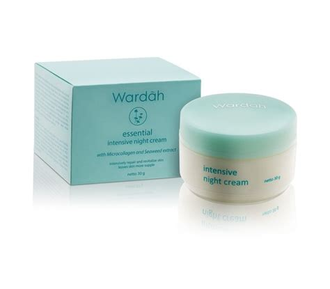 Wardah Intensive Day halal cosmetics singapore essential intensive