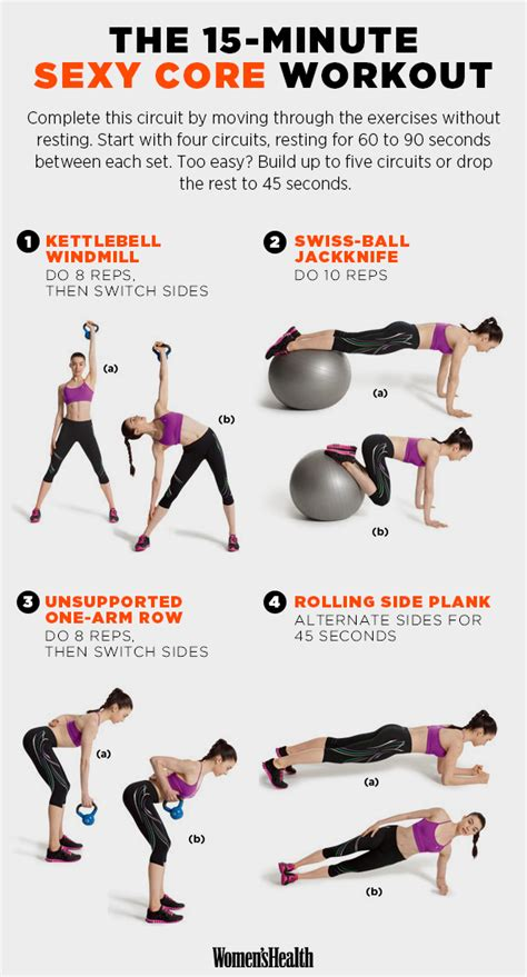 the best 15 minute workouts for 2015 15 minute workout workout and health magazine
