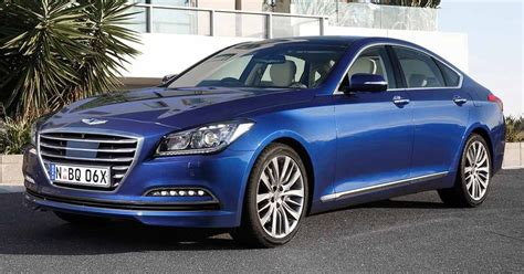 Hyundai Genesis Ultimate by 2015 Hyundai Genesis Ultimate Pack Review Caradvice