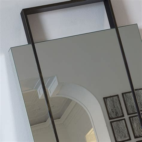 large contemporary freestanding floor mirror