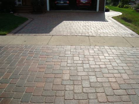 Brick Paver Patio Cleaning Sealing Brick Paver Sidewalk Sealing A Paver Patio