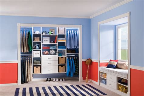 clean organize simplify and label bins in your room