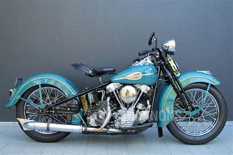 Knucklehead Harley Davidson by Sold Harley Davidson El Knucklehead 1000cc Motorcycle