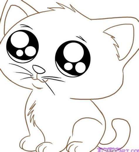cute cartoon animal coloring pages cartoon coloring pages