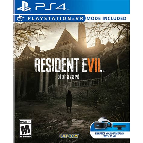 resident evil 7 biohazard ps4 new sealed resident evil 7 ps4 sony playstation