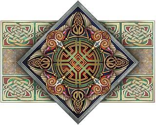 celtic pattern history celtic art information from the celtic art works