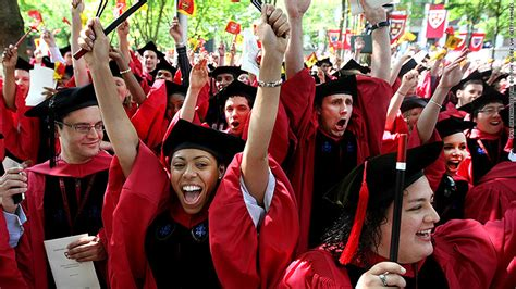 List Of Harvard Mba Graduates by Rich Are 8 Times Likelier To Graduate College Than Poor
